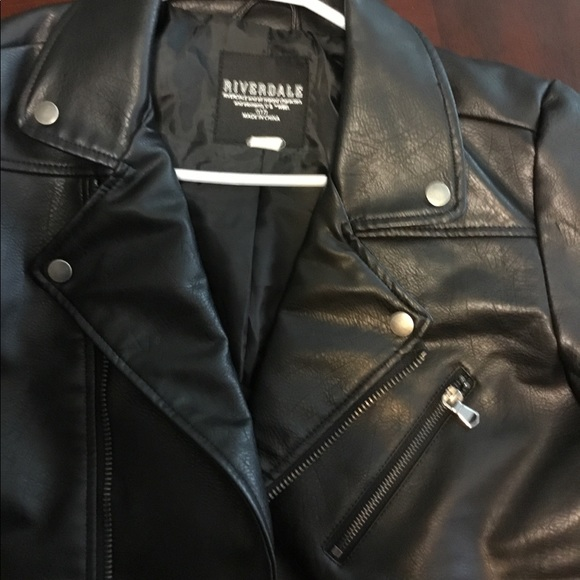 b9c09c55f706c Hot Topic Jackets   Blazers - Riverdale South Side Serpent Leather Jacket